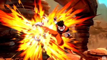 Son Gohan (adulte) dans Dragon Ball FighterZ