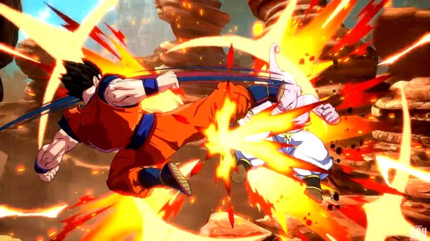 Son Gohan (adulte) dans Dragon Ball FighterZ