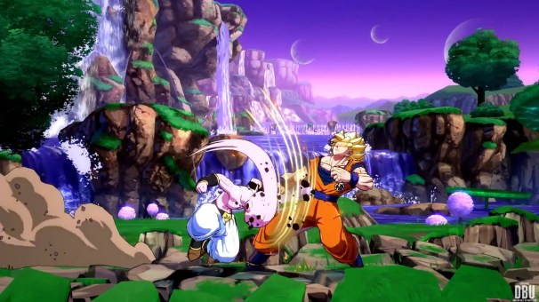 Majin Boo (pur) dans Dragon Ball FighterZ