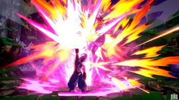 Majin Boo (pur) dans Dragon Ball FighterZ