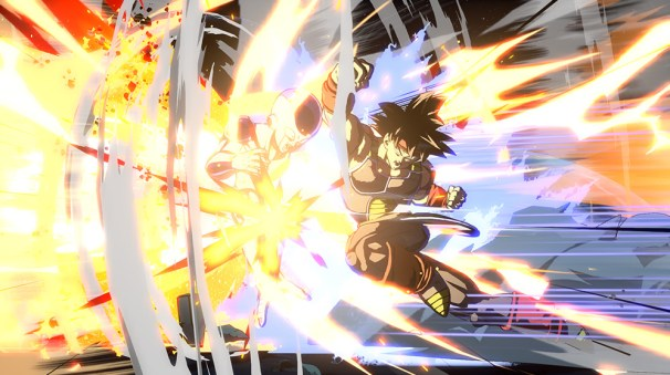 Bardock dans Dragon Ball FighterZ