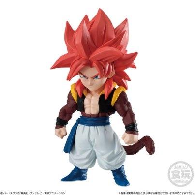 Dragon Ball Adverge 8 : Super Gogeta