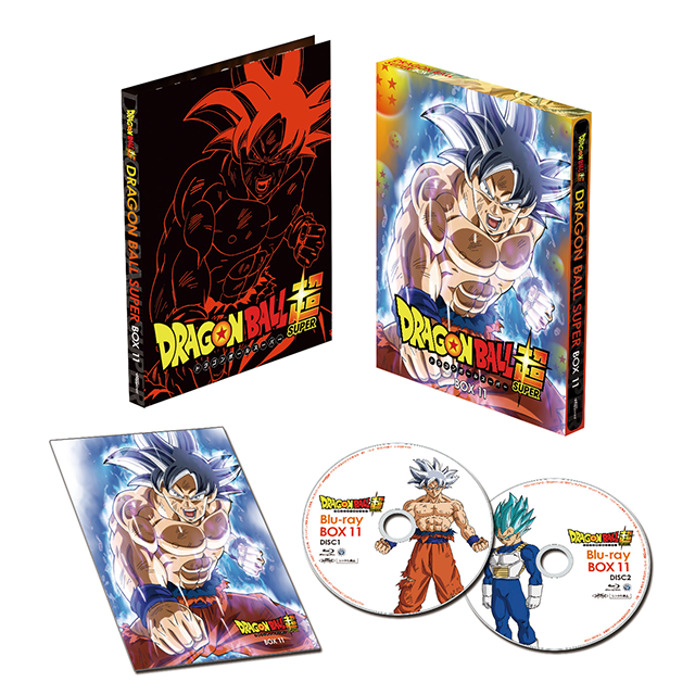 Dragon Ball Super Box #11