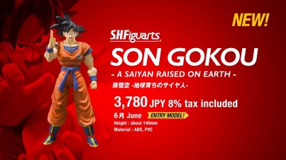 Son Gokū - A Saiyan Raised on Earth -