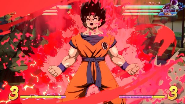 Son Gokū dans Dragon Ball FighterZ