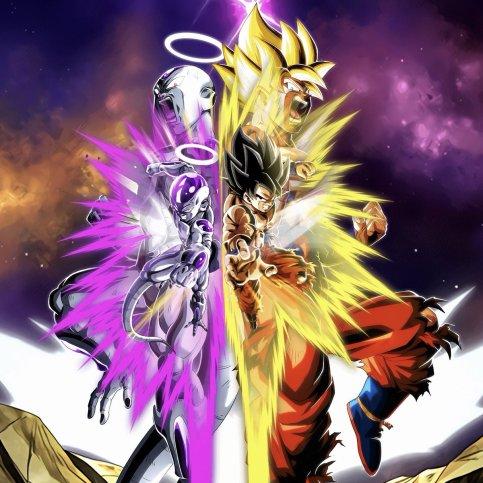 Son Gokū & Freeza (forme finale)