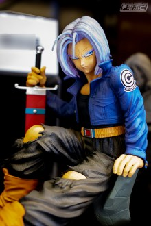 BWFC vol. 8 : Trunks du futur
