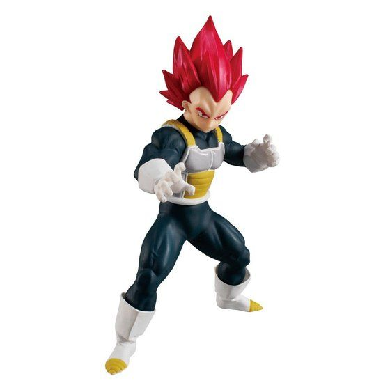 Dragon Ball Styling : Vegeta Super Saiyan God
