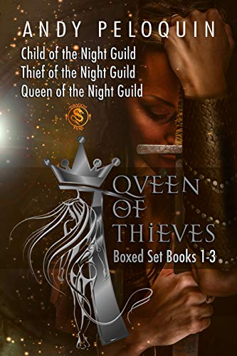 Queen of Thieves: Books 1-3