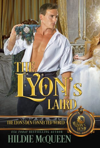 The Lyon's Laird high res