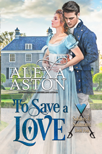 To Save a Love ___________ (Soldiers and Soulmates Book 4)
