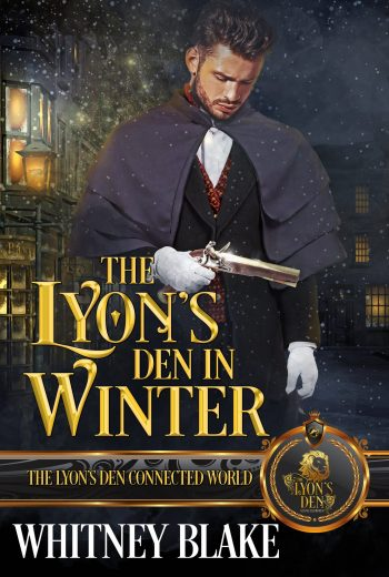 The Lyon's Den in Winter high res