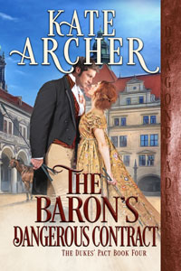 The Baron's Dangerous Contract (The Duke's Pact Book 4)
