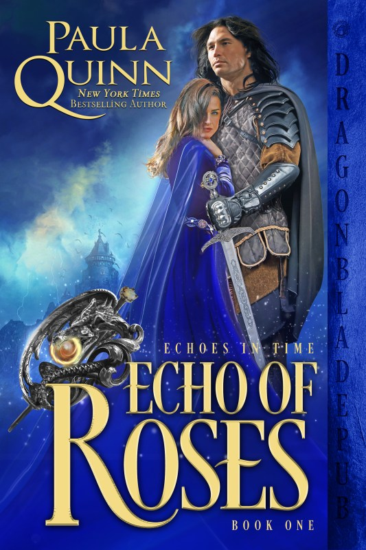 Echo of Roses (Echoes In Time Book 1)