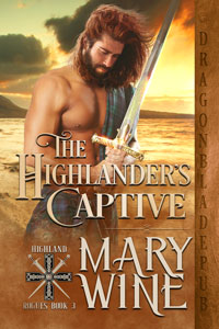 The Highlander's Captive (Highland Rogues Book 3)