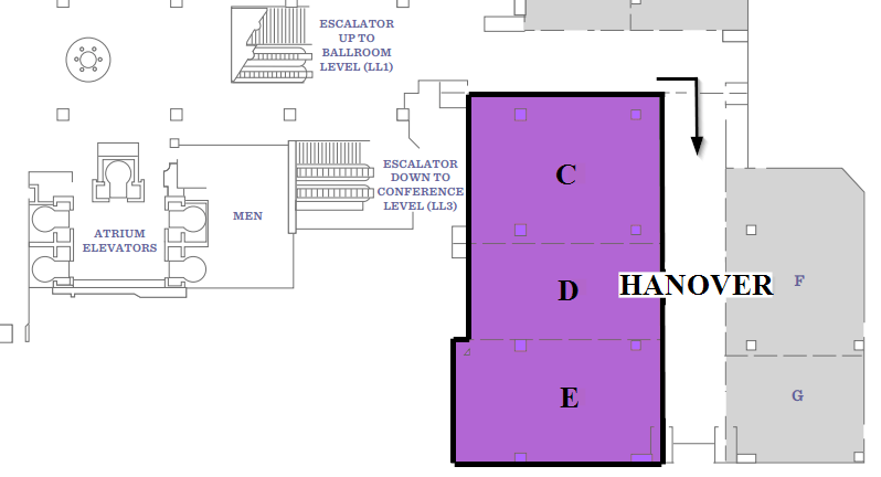 Cosplay Auction Location