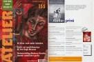 atelier magazine privé horrorkunstenares Dragonda Esther Liebregts