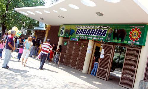 Parque Zoológico y Botánico Bararida