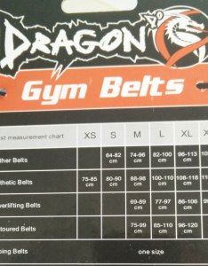 See specifications tab for size chart also dragon do weight lifting belt neoprene rh dragondo