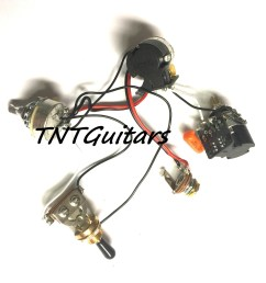 1v2t prewired harness 2 pickup cts push pull dual coil cut toggle switch [ 1500 x 1623 Pixel ]