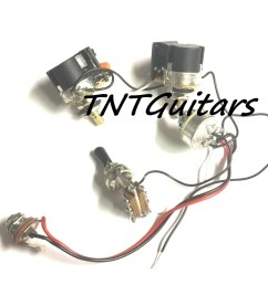 1v2t prewired harness 2 pickup cts push pull dual coil cut toggle switch [ 1500 x 1249 Pixel ]