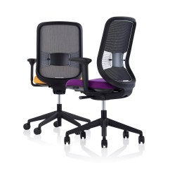 High Quality Office Chairs Ergonomic Aqua Adirondack Plastic Dragonfly Interiors Uk