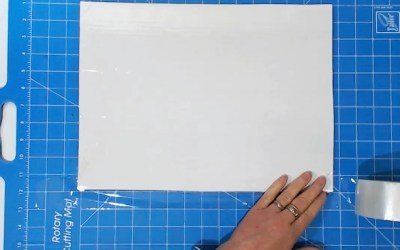 Making a Painting Support Board (for Smaller Paintings)
