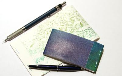 The Mighty Tiny Matchbook Journal (and Other Ways to Avoid the Mistakes that Keep You from Journaling!)