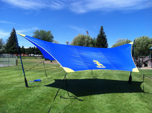 Portable Camping Shade