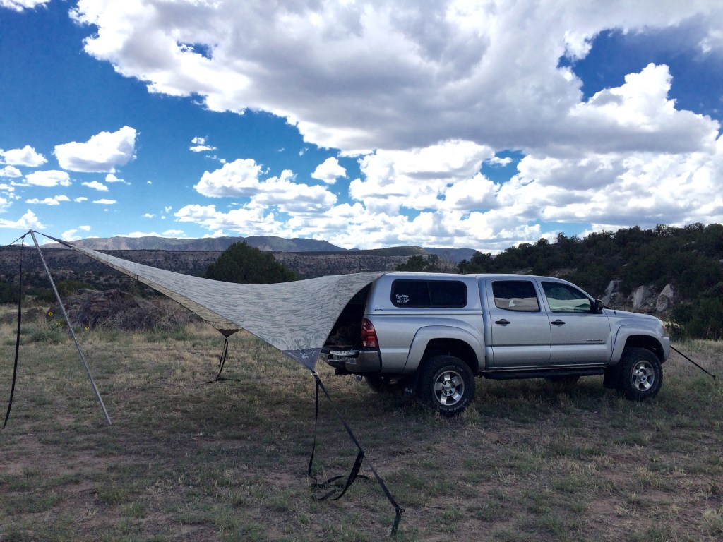 Dragon Fly Tarp Tacoma