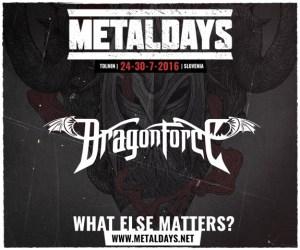 Dragonforce Metaldays