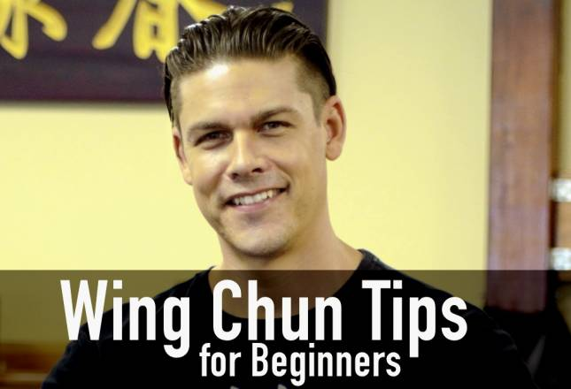 Wing Chun Tips for Beginners