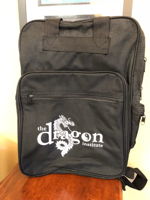 dragon institute backpack