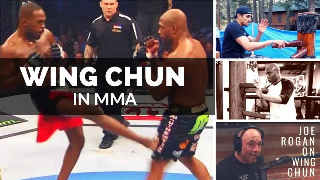Wing Chun in MMA