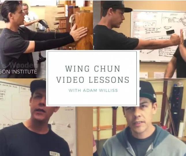 Wing Chun Video Training