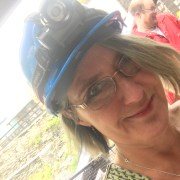 Me with Miners hat