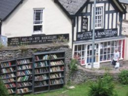 Hay-on-Wye book town