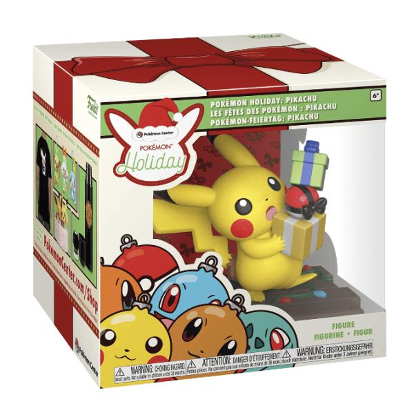 Christmas Pikachu Funko