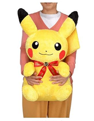 Pokémon Center Original Big Special Plush Pikachu!