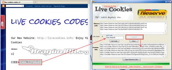 Cuentas Premium2 Cuentas Premium de Megaupload, Rapidshare, Hotfile, Fileserve, FileSonic