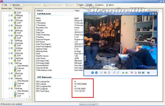 Juanes GPS4 Cómo localizar usuarios de twitter y flickr a través de sus fotos