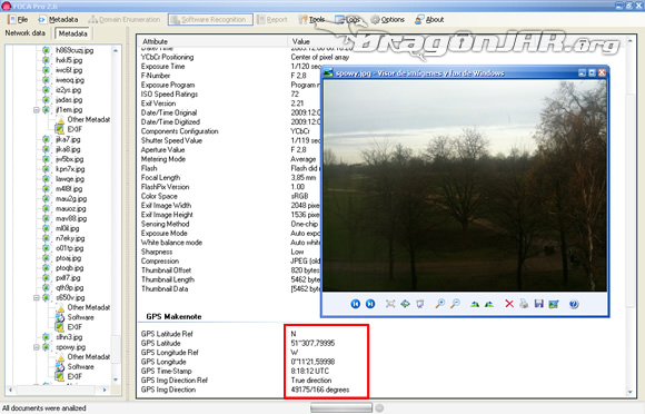 Juanes GPS6 Cómo localizar usuarios de twitter y flickr a través de sus fotos