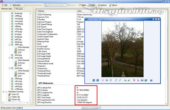Juanes GPS7 Cómo localizar usuarios de twitter y flickr a través de sus fotos