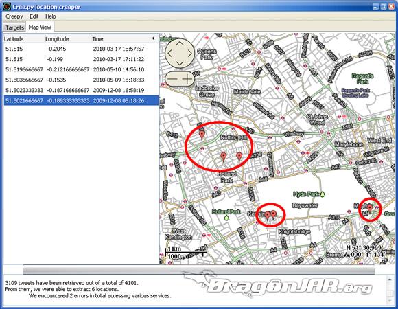 Juanes GPS9 Cómo localizar usuarios de twitter y flickr a través de sus fotos