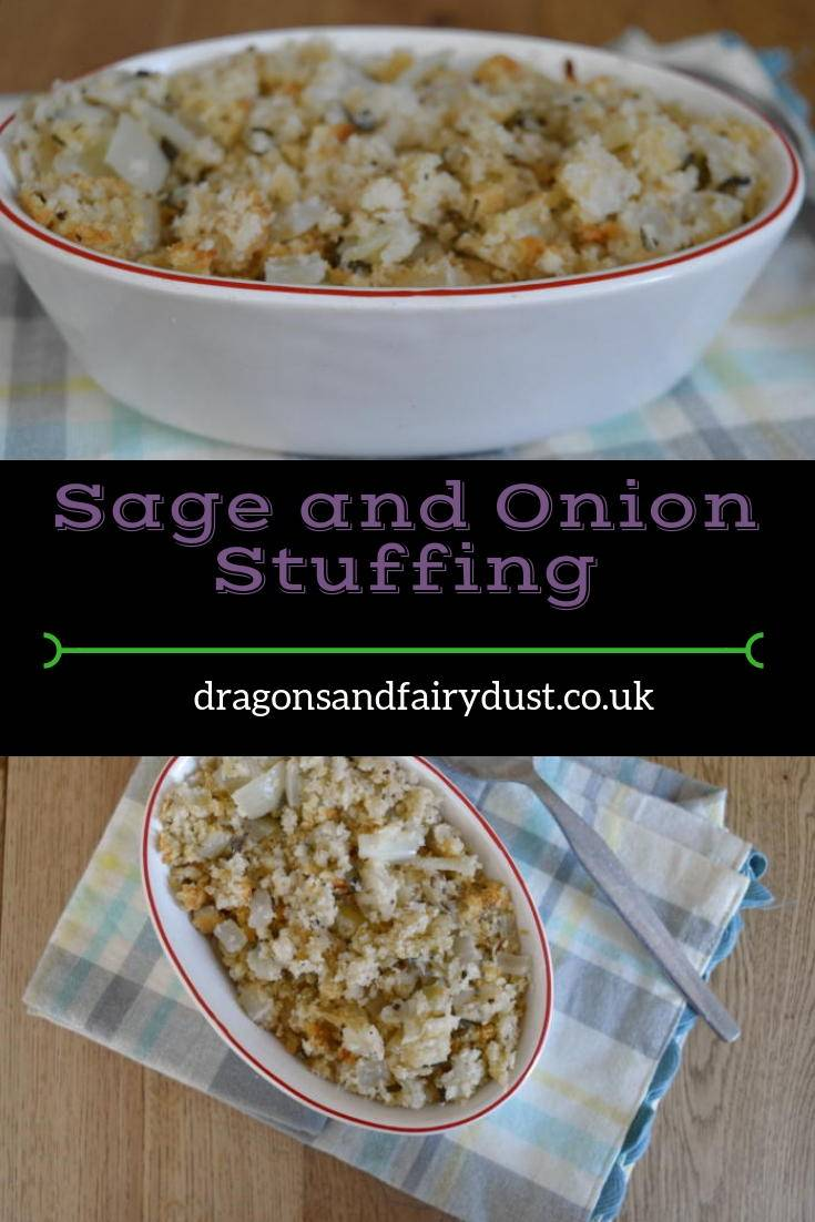 Sage and onion stuffing