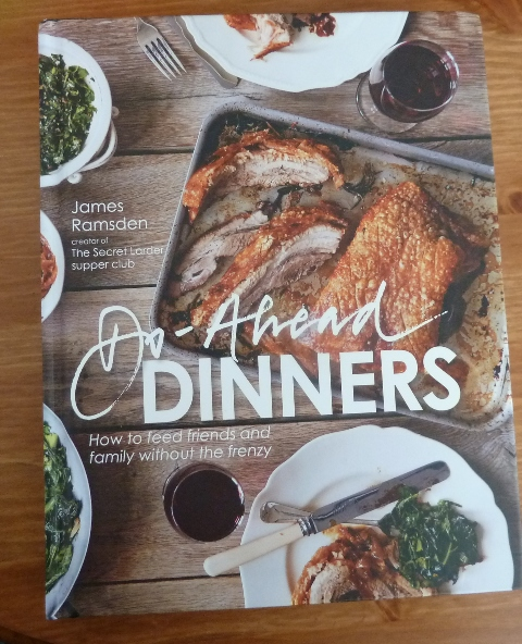 James Ramsden Go Ahead Dinners