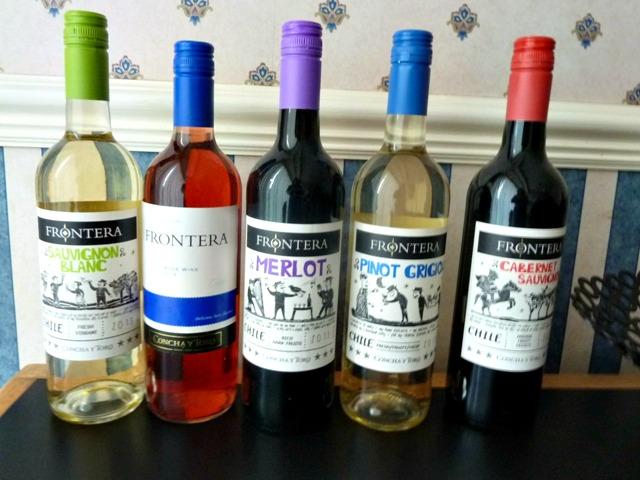 Frontera wine