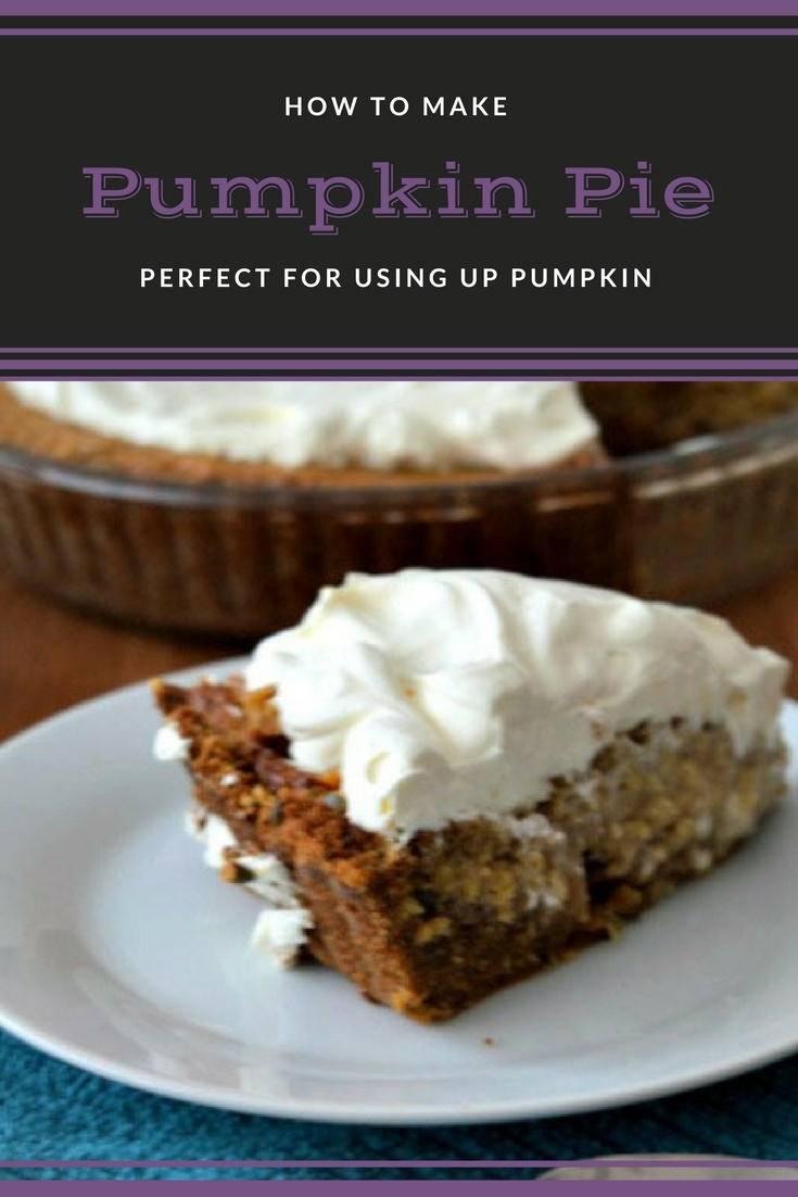 Pumpkin Pie Recipe: How to make pumpkin pie