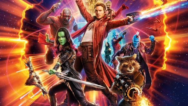 Guardians of the Galaxy Vol. II (Review)