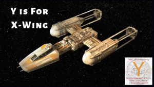 Pure Fiction But We Wish It Was Real: Y-Wing Starfighter